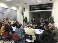 Πάτρα: Σύσκεψη στο νότιο διαμέρισμα για τις Χριστουγεννιάτικες εκδηλώσεις