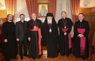 Αρχιεπίσκοπος Ιερώνυμος για το προσφυγικό: 'Η Τουρκία εκβιάζει την Ελλάδα'