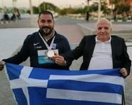 Στεφανουδάκης από... ασήμι στον ακοντισμό του παγκοσμίου πρωταθλήματος!