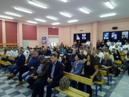 Με επιτυχία η εκδήλωση στο ΔΙΕΚ Δυτικής Αχαΐας (φωτο)