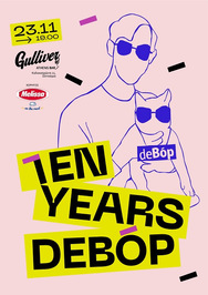 10 Years Debop Party at Gulliver