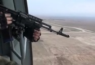 Επιχείρηση αστραπή των Ρώσων στη Συρία (video)