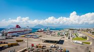 Μια γρήγορη εναέρια ματιά, στο νέο λιμάνι της Πάτρας (video)