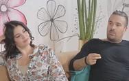 Μαρία Κορινθίου - Γιάννης Αϊβάζης: 'Τσακωθήκαμε στις πρόβες για την παράσταση' (video)