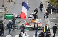 """Παρίσι: Πάνω από 120 συλλήψεις στα επεισόδια με τα """"κίτρινα γιλέκα"""" (φωτο)"""
