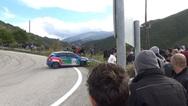 Πάτρα: Ατύχημα στην Ανάβαση Πιτίτσας - Αυτοκίνητο ξέφυγε της πορείας του (φωτο+video)