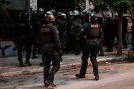 Σε 33 ανήλθαν οι συλλήψεις για τα επεισόδια στα Εξάρχεια