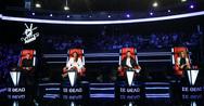 Το The Voice αναδείχθηκε νικητής της τηλεθέασης