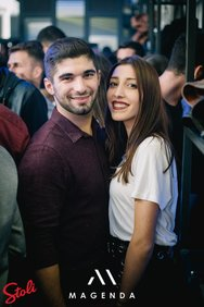 Greek Night at Magenda Night Life 17-11-19