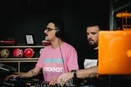 Jovolos & Andy Es at Pas Mal 17-11-19
