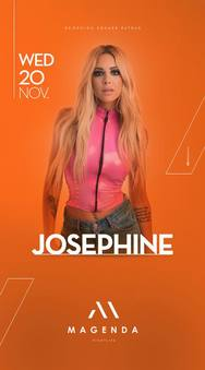 Josephine at Magenda