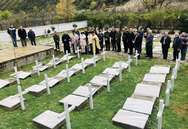 Αλβανία: Ενταφιάστηκαν 193 πεσόντες του Έπους του 40