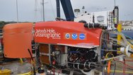 Σαντορίνη: Ξεκίνησε αποστολή της NASA στο υποθαλάσσιο ηφαίστειο του Κολούμπου