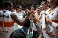 Προμηθέας Πατρών - Το πρόγραμμα της ομάδας για την Basket League ως τα τέλη του 2019