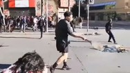 Viral ένας... τενίστας στη Χιλή (video)