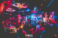 Trash Party - Dimitris Mentzelos at Mods Club 20-11-19