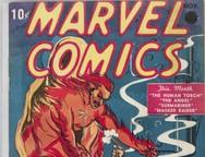 Το πρώτο κόμικ που κυκλοφόρησε η Marvel έπιασε 1,26 εκατ. δολάρια