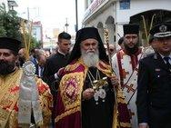 Το Αίγιο υποδέχτηκε το νέο Μητροπολίτη Αιγιάλειας και Καλαβρύτων Ιερώνυμο