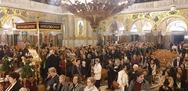 Πάνω από 8.000 πιστοί προσκύνησαν την εικόνα της Παναγίας Σουμελά στην Πάτρα