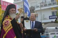 Καλογερόπουλος: 'Ιστορική μέρα για την Αιγιάλεια, η ενθρόνιση του νέου Μητροπολίτη'