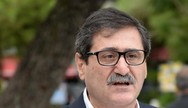 Πάτρα - Ο Κώστας Πελετίδης, στην έναρξη των εργασιών του Ιδρυτικού Συνεδρίου του «σπιράλ»