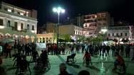 Πάτρα - Μια εκδήλωση στην πλατεία Γεωργίου που εξελίχθηκε σε γιορτή (φωτο)