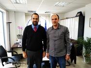Δυτική Ελλάδα: Συνάντηση Απ. Λεμονιά με τον Νεκτάριο Φαρμάκη