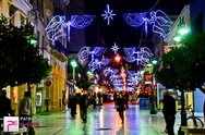 Η Πάτρα 'φοράει' τα γιορτινά της - Ανάβει ο χριστουγεννιάτικος διάκοσμος!