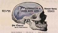 Alt Rock - Greek Rock Live at No Class - Rock Club Patras