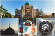 Άγιος Ανδρέας - Περιήγηση στη 3η μεγαλύτερη εκκλησία των Βαλκανίων (pics+video)