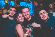Trash Party at Mods Club 27-11-19