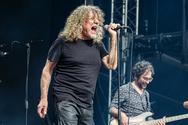 Robert Plant - Δύο νέους δίσκους υποσχέθηκε ο θρύλος των Led Zeppelin