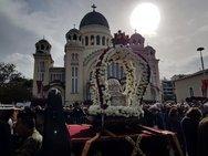 Η Πάτρα τιμά τον Πολιούχο Άγιο Ανδρέα