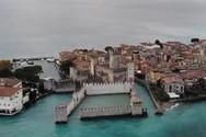 Ένα αβύθιστο κάστρο βγαλμένο από παραμύθι (video)