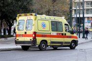 Πάτρα: Δικυκλιστής χτυπήθηκε από διερχόμενο φορτηγό