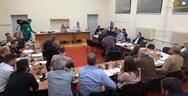 'Άναψαν τα αίματα' στο Δημοτικό Συμβούλιο Γορτυνίας (video)