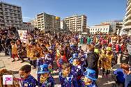 'Κύκλο κάνουν τα παιδιά με χρώματα διαφορετικά' στο Καρναβάλι των Μικρών 2020!