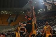 Basketball League: Τα στιγμιότυπα του ντέρμπι ΑΕΚ - Προμηθέας (video)