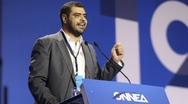 Παύλος Μαρινάκης: 'Για πρώτη φορά βλέπουμε συνταγματική αναθεώρηση με σεβασμό στους πολίτες'