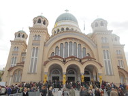 Υπέρλαμπρη η εορτή του Αγίου Ανδρέα στην Πάτρα - Χιλιάδες πιστών και προσκυνητών
