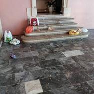 Κέρκυρα: Εικόνα ντροπής στο περιστύλιο των ανακτόρων!