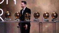 Χρυσή Μπάλα: Νικητής για 6η φορά ο Λιονέλ Μέσι (video)