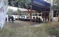 Πάτρα: Επιχείρηση της ΕΛ.ΑΣ. στο χώρο του πρώην Λαδόπουλου