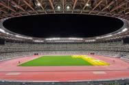 Έτοιμο το εντυπωσιακό στάδιο των Ολυμπιακών Αγώνων (φωτο)