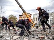 Σεισμός στην Αλβανία - Χωρίς τελικό απολογισμό για τις καταστροφές