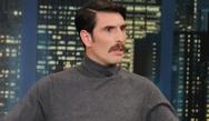 Γιώργος Γεροντιδάκης: 'Δεν θα ήθελα να έχω έναν καλό ρόλο στη σειρά' (video)