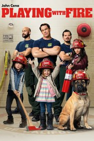 Προβολή Ταινίας 'Playing with Fire' στην Odeon Entertainment