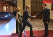 Στο παλάτι του Μπάκιγχαμ ο Κυριάκος Μητσοτάκης (video)