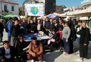 Αίγιο: Την Παγκόσμια Ημέρα Ατόμων με Αναπηρία τίμησε το Ειδικό Εργαστήρι Επαγγελματικής Εκπαίδευσης