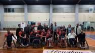 Ο Α.Σ. ΑμεΑ Ήφαιστος παρουσίασε την ομάδα καλαθοσφαίρισης